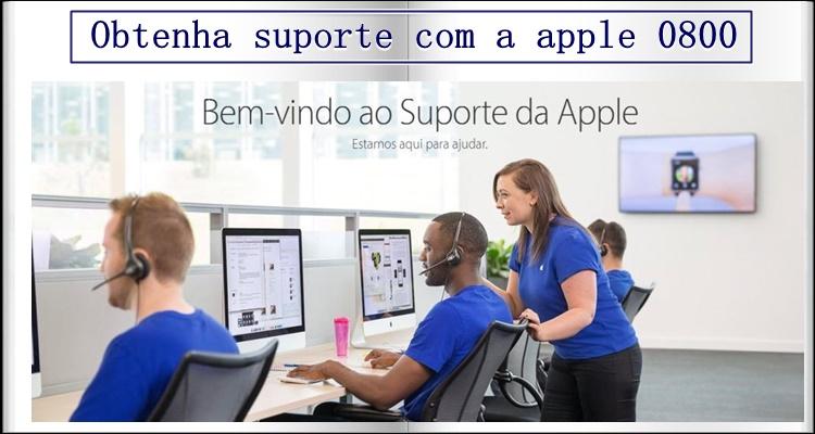 0800 da Apple