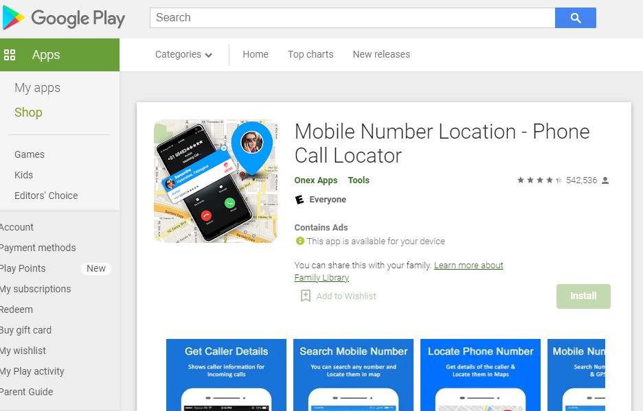 Como Faço Para Descobrir Número Privado No Celular Samsung (Fonte: Play Store)